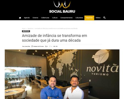 novita social